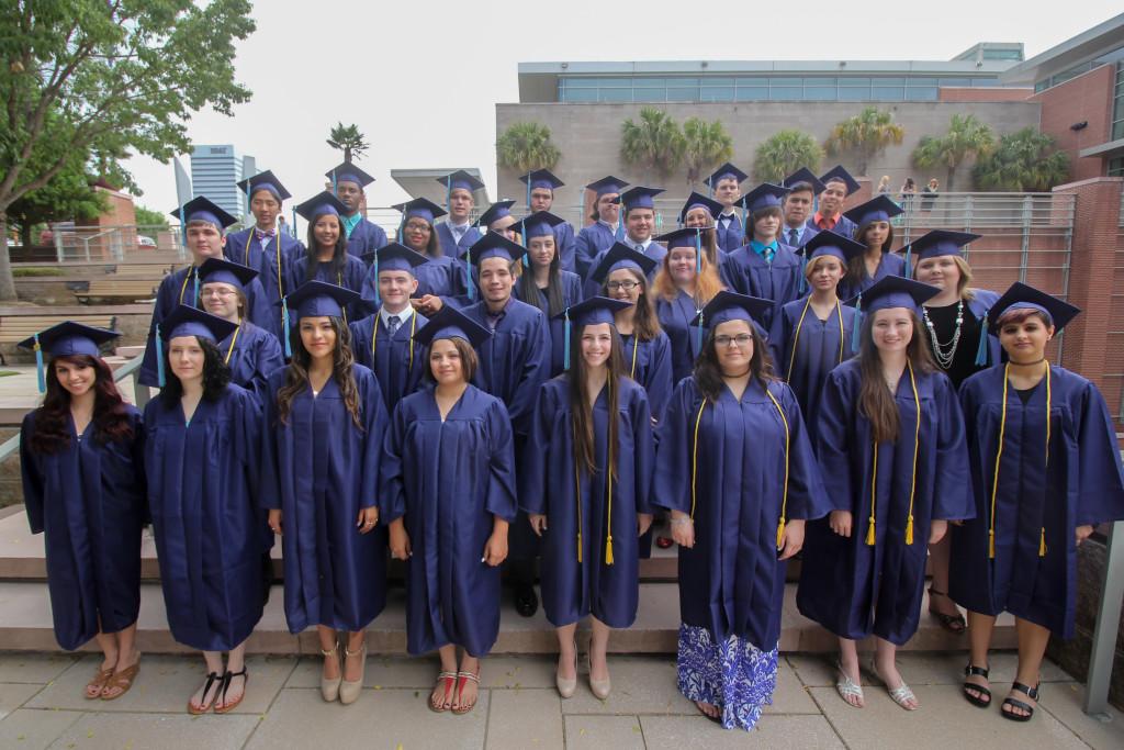 SCWS Graduates